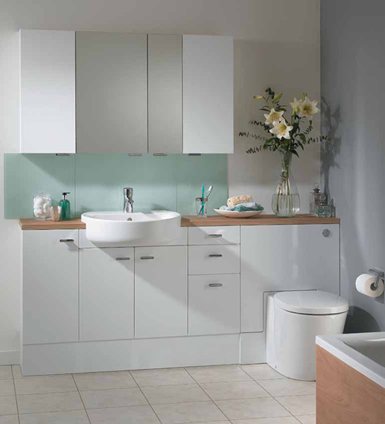 Fitted Bathroom Furniture Village Bathrooms Ltd