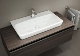 VitrA M Line Countertop Wash Basin