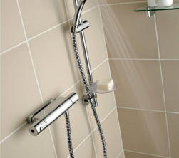 Ideal Alto Ecotherm Shower