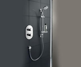 Ideal Boost Shower